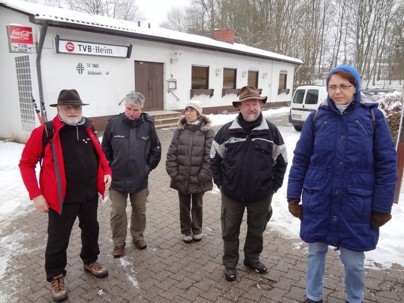 Neujahrswanderung Turngau SB 2013