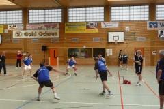 Süddeutsche Meisterschaft im Prellball 12.03.2011