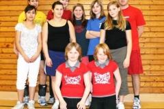 Training Jugend Volleyball 27.02.2008